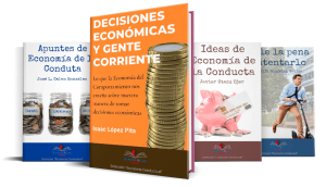 libros economía conductual behavioral economics behavior & law